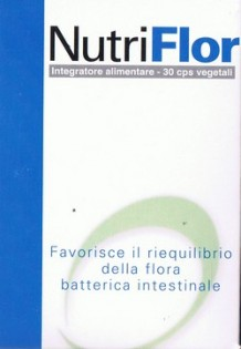 NUTRIFLOR 30 ACIDOPHILUS DDS1 POTENTE COME NESSUNO