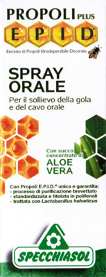 EPID SPRAY ORALE ALOE