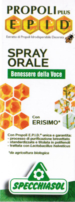 EPID SPRAY ORALE VOCE