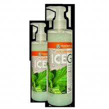 ICE ALOE GEL RINFRESCANTE 250 ml – VON DER WEID