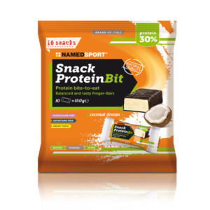 snack protein bit cocco