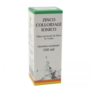 zinco colloidale ionico 100ml