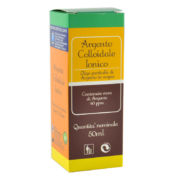 argento colloidale ionico 40ppm 50 ml