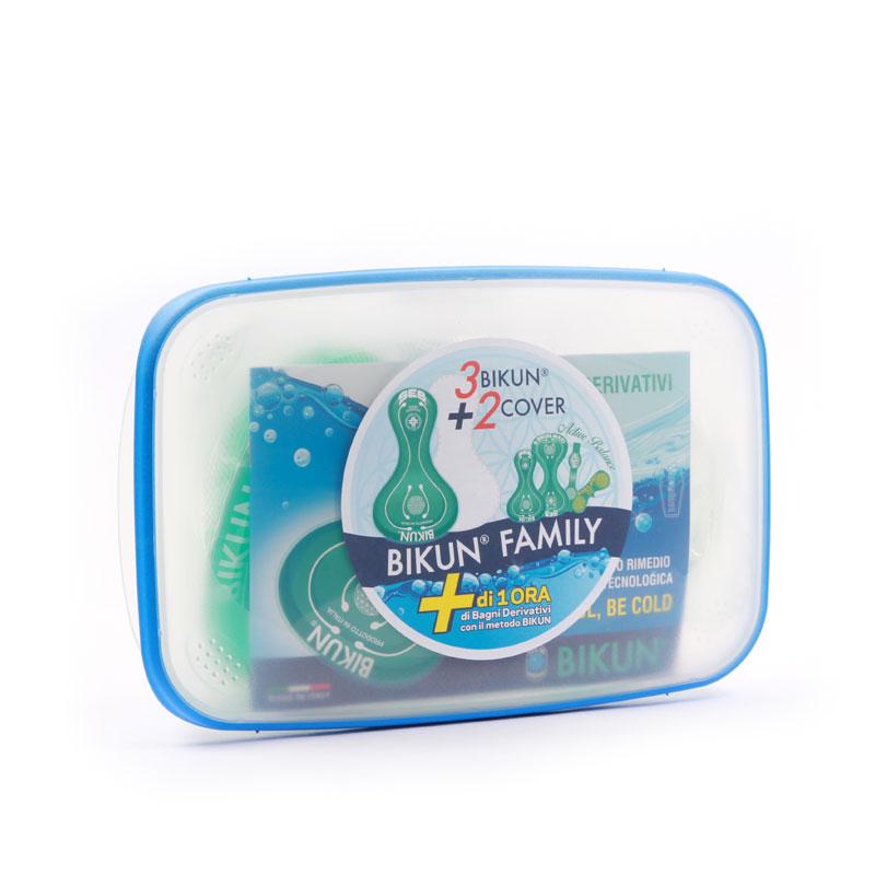 Bikun family - 3 Bikun bagni derivativi + 2 Cover - Confezione ...