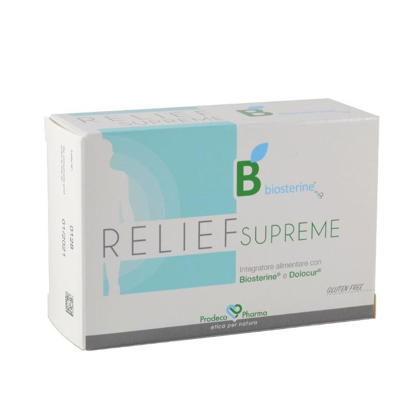 biosterine relief supreme