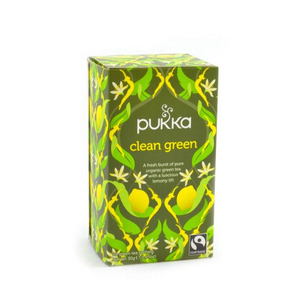 pukka clean green