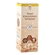 rame colloidale supremo 20ppm 100ml punto salute