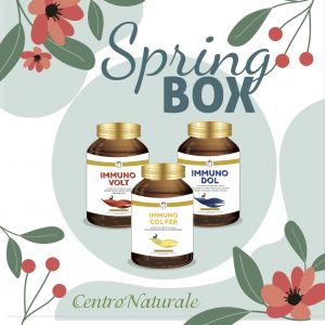 spring box immuno addio dolori